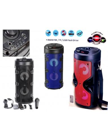 Cassa speaker bluetooth con microfono...