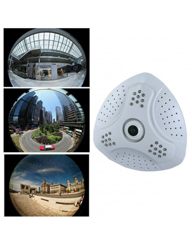 TELECAMERA PANORAMICA FISH EYE 360°...