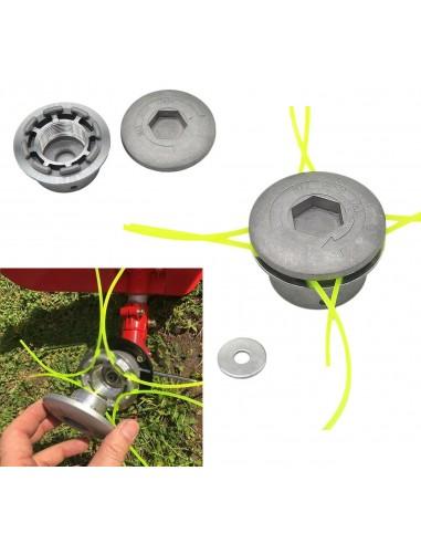 Universal Aluminum Head For Lawnmower...